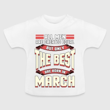 march - Baby T-Shirt