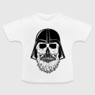 darthvader barbu - T-shirt Bébé