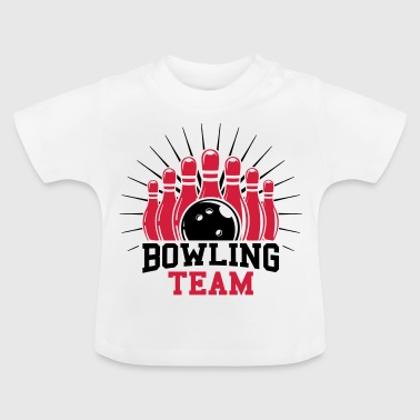 Bowling team - Baby T-shirt