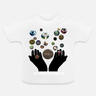 Dungeons And Dragons Dungeon & Dragons Creator - Baby T-Shirt