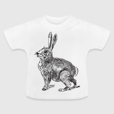 rabbit115 - T-shirt Bébé
