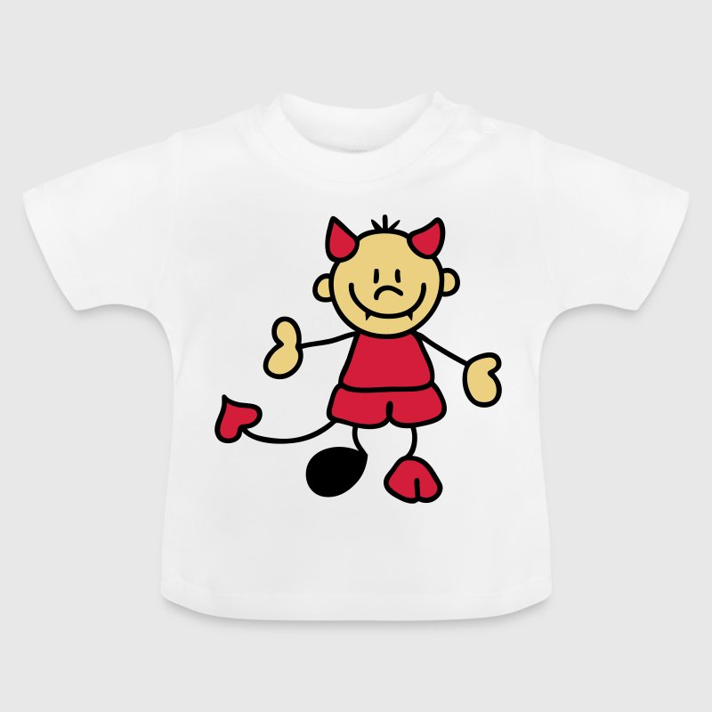 de duivel - Baby T-shirt