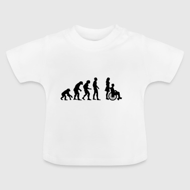 evolution Health - Baby-T-shirt