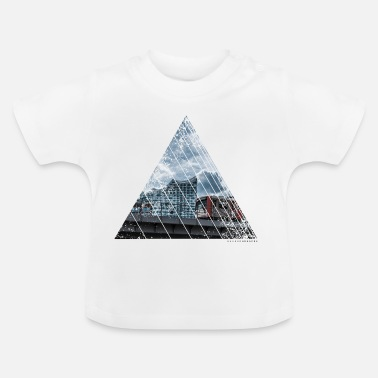 Urban Hamburg Urban light Harmony - Baby T-Shirt