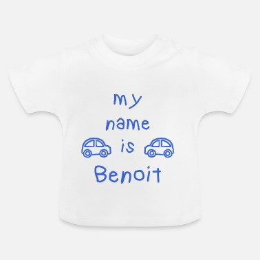 Benoit BENOIT MY NAME IS - Maglietta per neonato