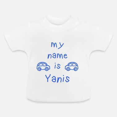 Yani YANIS MY NAME IS - T-shirt Bébé