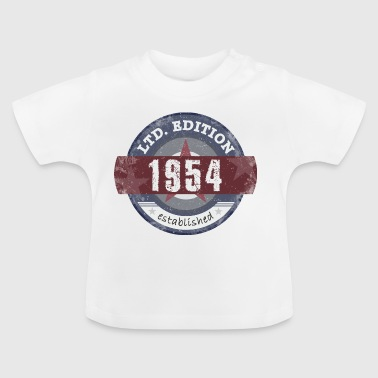 LtdEdition 1954 - Camiseta bebé