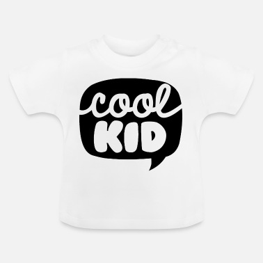 Coole Kids Cool Kid - Baby T-Shirt
