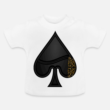 Cards pique card - T-shirt Bébé