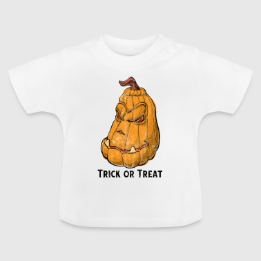 KÜRBIS - TRICK OR TREAT! - Baby T-Shirt