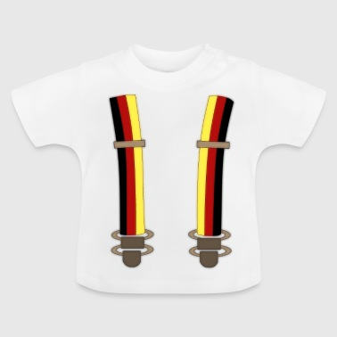 bretels - Baby T-shirt