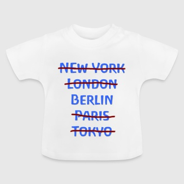Berlin federal capital at Havel & Spree - Baby T-Shirt