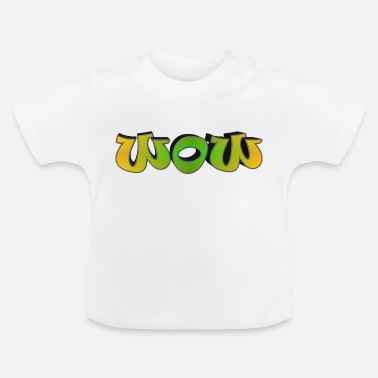 Ord ord - Baby-T-shirt