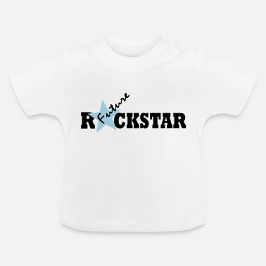 Future Rock Star Future Rock Star Boys - Baby T-Shirt