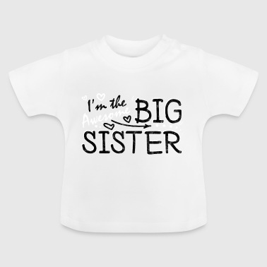 Sister´s Day - Tag der Schwester - Baby T-Shirt