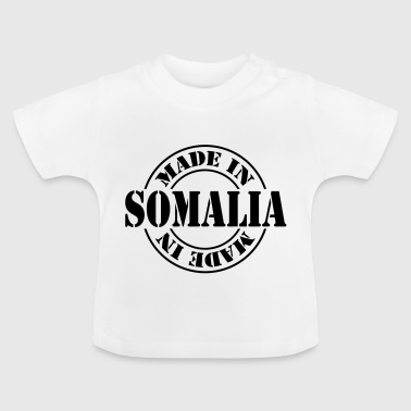 Somalia made_in_somalia_m1 - Baby T-Shirt
