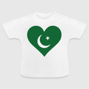 A Heart For Pakistan - Baby T-Shirt