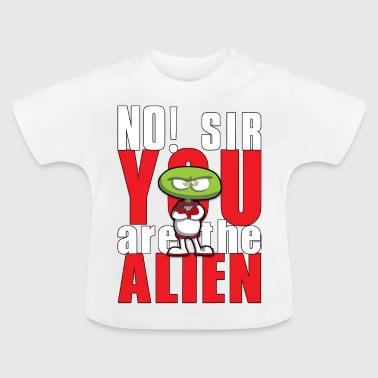 no, sir - Baby T-Shirt