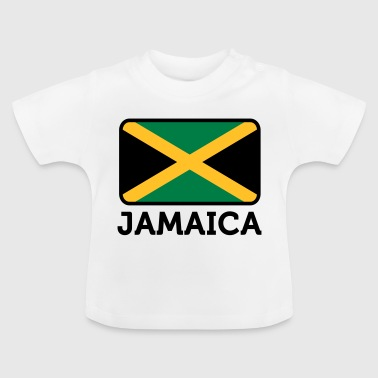 National Flag of Jamaica - Baby T-Shirt