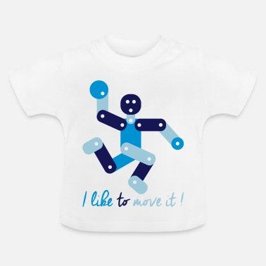 Move MOVE - Baby T-Shirt