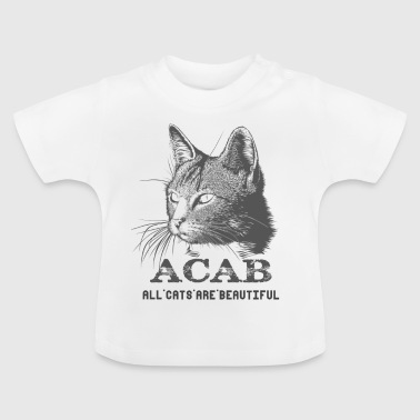 All cats are beautiful - Baby T-Shirt