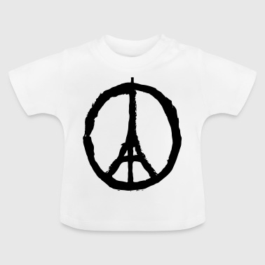 Pray for Paris - Baby T-shirt