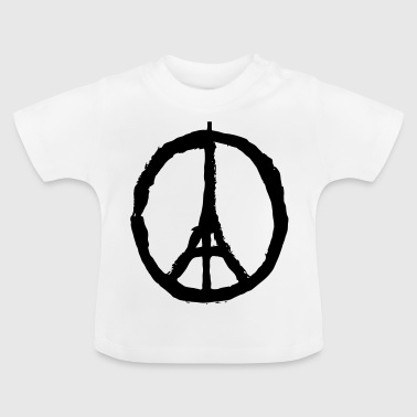 Pray For Paris Pray for Paris - Baby T-Shirt