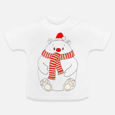 Frosty Frosty Eisbaer - Baby T-Shirt