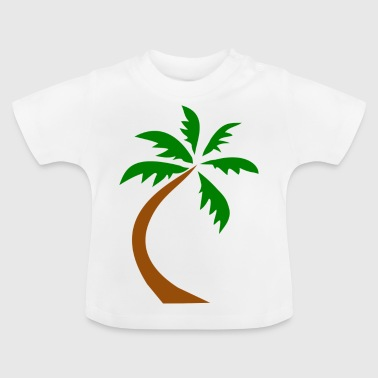 Crooked palm - Baby T-Shirt