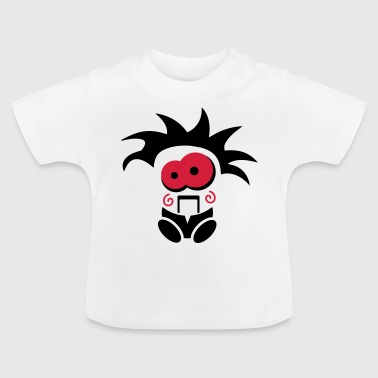 verrückte Halloween-Kids: Billy - Baby T-Shirt