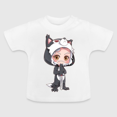 De MOSBIES Shadow Wolf Collection - Baby T-shirt