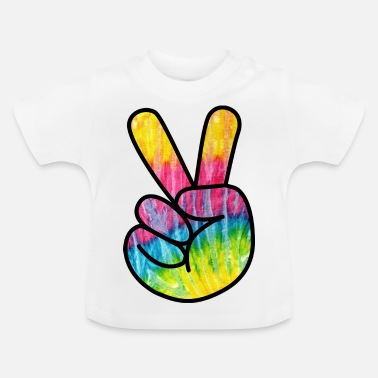Baby Shower Peace... - Baby T-Shirt