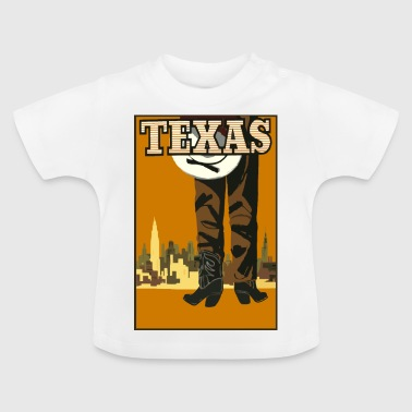 Texas - T-shirt Bébé