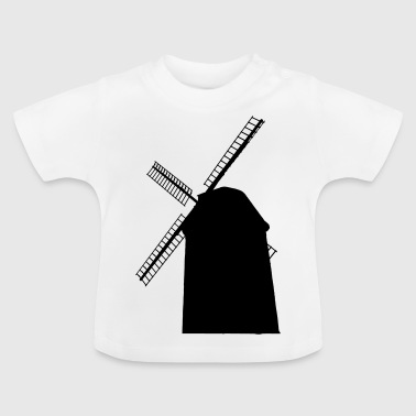 windmolen - Baby T-shirt