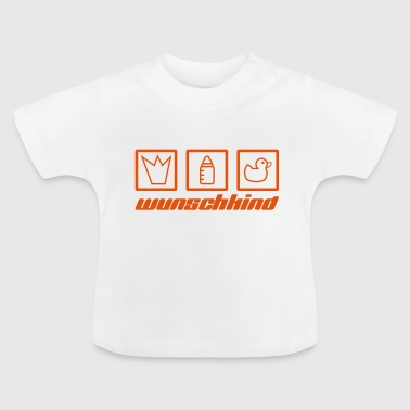 wunschkind - Baby T-Shirt