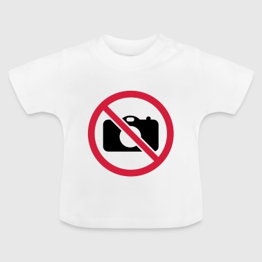 No pictures - Baby T-Shirt