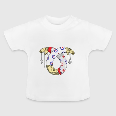 Illustration Tatoo - Baby T-Shirt