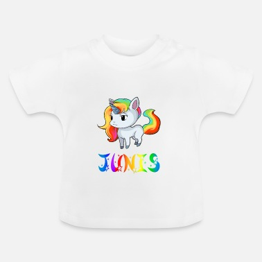 Juni Unicorn Junis - Baby T-Shirt