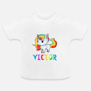 Victor Unicorn Victor - Baby T-Shirt