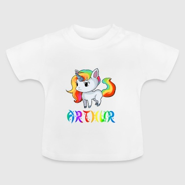 Unicorn Arthur - Baby T-Shirt