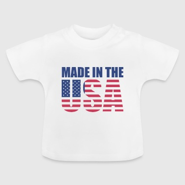 Made in the USA - T-shirt Bébé