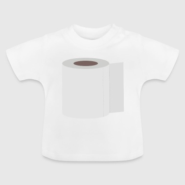 Roll toilet paper - Baby T-Shirt