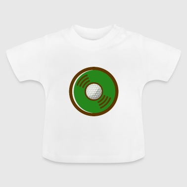 VINYL GOLD GOLD DESIGN - Baby T-Shirt