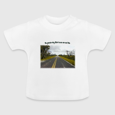 Long Road - Baby T-Shirt