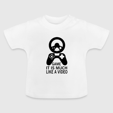 Video Game - Baby T-Shirt