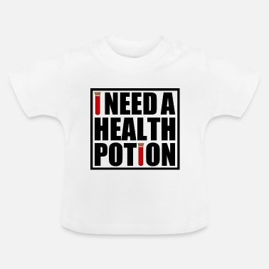 Health Health potion - Baby T-shirt