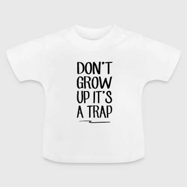 sarcastically - Baby T-Shirt