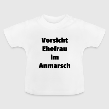 party fete bachelor hochzeitsparty junggesellin - Baby T-Shirt