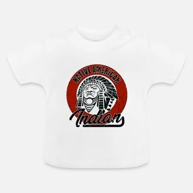 Pedir en línea Indio Americano Camisetas | Spreadshirt