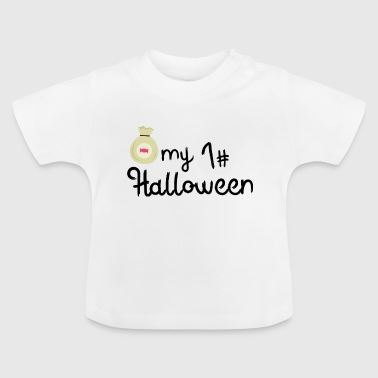 My First Halloween  S1db2 - Baby T-Shirt